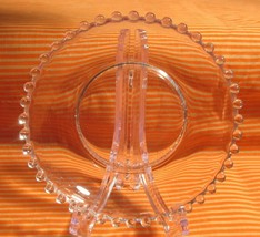 Vintage Hob Nail Clear Glass Bowl - $9.99
