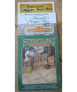 Lot of 4 Vintage Decorative Painting Books - $9.99