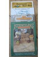 Lot of 4 Vintage Decorative Painting Books - $8.00