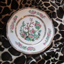 Duchess English Bone China Dessert/Salad ~ Indian Tree Pattern - $8.99