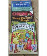 5 Vintage Kids Craft Books - $9.99