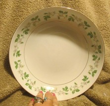 Nice Vintage Fine China Garland Pattern 8672 Serving Platter & Bowl Japan - $19.99