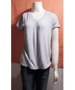 Jockey Grey T-Shirt Mens Medium - $6.99