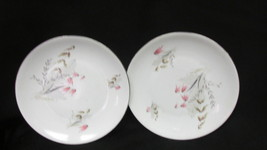 "(2) 7 1/2"" Royal Duchess Fine China Bavaria Ger... - $7.99"