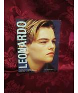 Leonardo DiCaprio - Grace Catalano scrapbook in words and pictures - $4.99