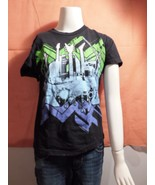 Route 66 Shirt With Guitars size 8M - $5.99