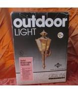 Catalina Outdoor Lighting Model 406SB5VBB-12 So... - $22.99