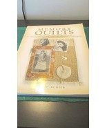 Memory Quilts by Sandy Bonsib - 20 Heartwarming Creative Quilts - $12.99