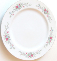 "Fantasia Florentine  Fine China Japan 10 1/4"" Dinner Plate Set of Three - $12.99"