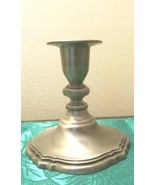 Oddity Inc Pewter Candlestick Holder - $4.99