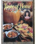 Taste of Home Magazine Oct Nov 1995 - $2.99