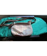 Rosetti Woven Tan Shoulder Bag  Muticolored - $10.99
