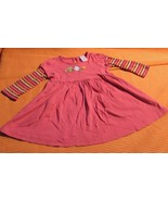 Gymboree Pink Owl Dress Fall Homecoming 18-24 Months - $10.99