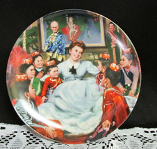 "The King And I Collector Plate ""Getting To Know You"" - $5.99"