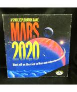Aristoplay Mars 2020 Game Copyright 1998 8 up B... - $14.99
