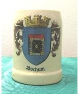 Souvenir Bochum Toothpick Holder - $3.99