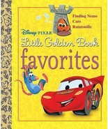 Little Golden Book Favorites: Disney-Pixar - $3.95