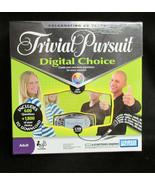 Parker Brothers Trivial Pursuit Digital Choice ... - $8.99