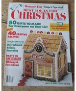 Woman's Day, Super Special, Best Ideas For Christmas, 11/1987 - $2.99