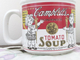 Campbells First Red Label Soup Mug - $6.99
