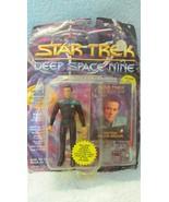 Star Trek Deep Space Nine DS9 Doctor Dr. Julian Bashir Action Figure Pla... - $4.99