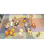 Lot of  Vintage Rubbery and Flexible Toys - $10.99
