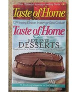 Taste Of Home Magazine's (2 Issues For 2008) - $4.99