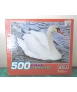 500 Pc Swan Puzzle - $6.99