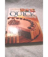 Taste of Home Quick Cooking  2009 hardcover Cookbook - $8.99