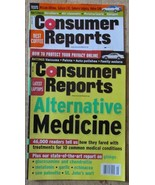 Consumer Reports 02/2000 and 05/2000 - $4.99