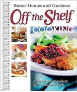 Better Homes & Gardens Off the Shelf Cooking - Combine fresh ingredients... - $7.99