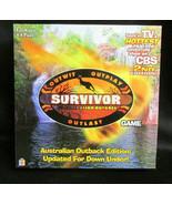 Survivor The Australian Outback Board Game 2nd ... - $8.99