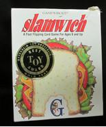 1994 Gamewright Slamwich Fast Flipping Card Gam... - $4.99