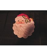 Fitz and Floyd Christmas Santa Canape Plate----With Original Box - $9.99