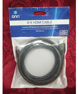 HDMI Cable New 6ft Long - $5.99