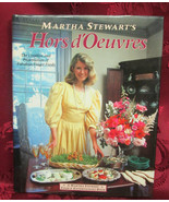 Martha Stewart's Hors D'Oeuvres: The Creation and Presentation of Fabulo... - $4.99