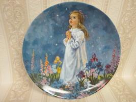 "Knowles 1988 RECO 8"" Plate TWINKLE TWINKLE LITTLE STAR - $5.99"