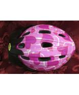 Bell Pink Heart Girl's One Size Bike Helmet - $12.99