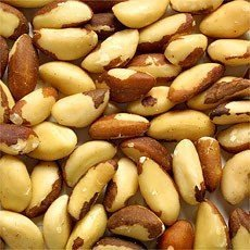 Brazilian Nuts 4 Lb Bulk Bag
