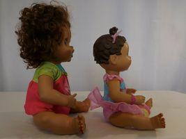 Baby Alive Hispanic Interactive Doll Eats & Poops + Yummy Treats Licks Ice Cream image 4