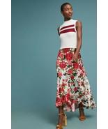 NWT ANTHROPOLOGIE ENDLESS SUMMER MAXI DRESS by FARM RIO M - $132.99