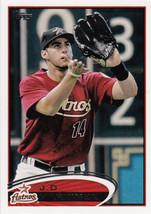 J.D. Martinez 2012 Topps Series 2 Card #457 - $0.99