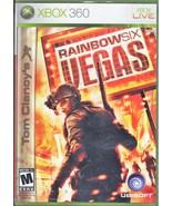 XBox 360 Game - Rainbow Six Vegas - $10.00