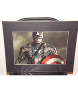 Marvel Captain America Matted Print 16 X 20 - $24.99