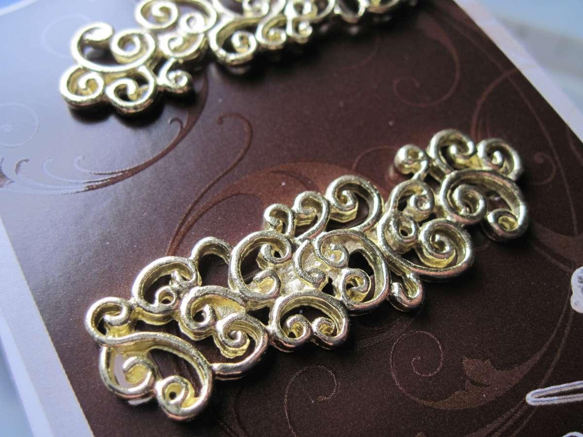 BBTO Pieces Aluminum Hair Coil Dreadlocks Hair Braid Rings Dreadlocks Metal Hair Cuffs Hair Braiding Beads for Hair Accessory (Gold and Silver).