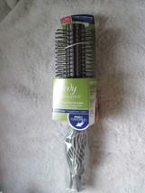 Goody GRAY Comfort Shape Grip & Style All Purpose Styling Round Hair Brush - $8.00