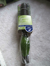 Goody GREEN Comfort Shape Grip & Style All Purpose Styling Round Hair Brush - $8.00