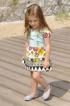 Savage Culture: Little Alina Tulip Dress - $47.00
