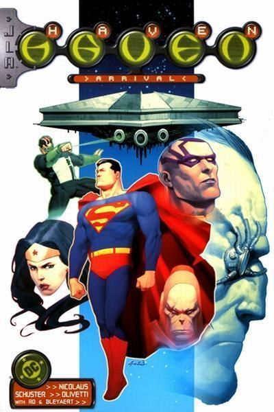 JLA / HAVEN: ARRIVAL (2002) NM!