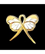 Childhood Cancer Pin Gold Awareness Ribbon Butt... - $10.97